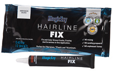 MagicEzy Hairline Fix Fill & Color Gelcoat Scratches & Cracks (Snow White)