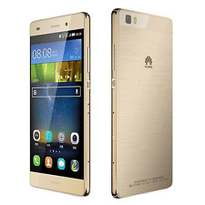 """HUAWEI P8 LITE 5"""" IPS Unlocked 16GB 13MP Octa Core Android 4G LTE Gold"""