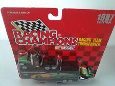 NASCAR 1997 edition John Deere racing team transporter - NIB