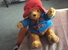 M&S Paddington Bear 50 Years 50th Anniversary Soft Toy Plush Approx 11""