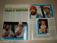 IL GIORNALINO=1979/18=BUD SPENCER TERENCE HILL PARI E DISPARI RECENSIONE FILM=