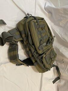 Maxpedition 0431B Sitka Gearslinger Backpack - Khaki Foliage