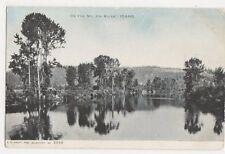 USA, On The St. Joe River, Idaho Postcard, B241