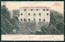 Varese Luvinate TRACCE UMIDO cartolina QK8574