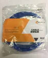 Ciclovation Advanced 5mm Brake Cable Housing MTB Road OBC-Lube 10m BLUE Charity!