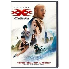 xXx: Return of Xander Cage (DVD 2017)NEW* Action* NOW SHIPPING !