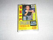 .K7PL1 PHIL COLLINS K7 AUDIO - THE BEST VOLUME 1