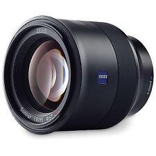 Sony E-mount-Anschlussart und 85mm Brennweite Kamera-Objektive