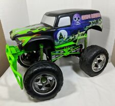 Tyco Grave Digger RC Monster Truck 27MHz 1:6 Scale