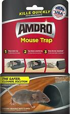 Amdro Reusable Mouse Trap Kills 12 Mice