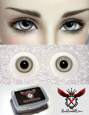 12mm light grey high quality glass bjd doll eyes dollfie iplehouse JS-17 Ship US