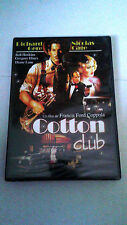 "DVD ""COTTON CLUB"" PRECINTADA FRANCIS FORD COPPOLA RICHARD GERE NICOLAS CAGE"