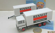 """Herpa    Renault R 310  Kofferhängerzug   """"RENAULT Nutzfahrzeuge"""""""