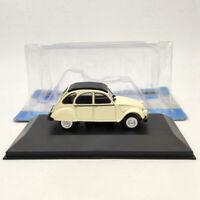 1:43 IXO Citroen 3CV IES Super America 1987 beige Diecast Models Limited Edition