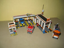 Lego  City    große   Autowerkstatt   7642