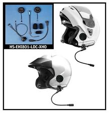 J&M HS-EHI801-LDC-XHO FLIP-FRONT/OPEN FACE 801 ELITE SERIES HEADSET