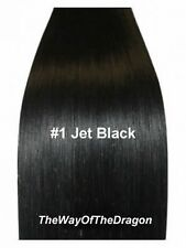 DIY WEFT / Weave Remy Real Human Hair Extensions Full Head UK Seller