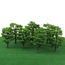 10 Landscape Scenery Trees Model Train Wargame Diorama Layout OO HO N Z Scale