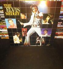 """Elvis presley  """" The Elvis medley """" 12"""" vinyl lp"""