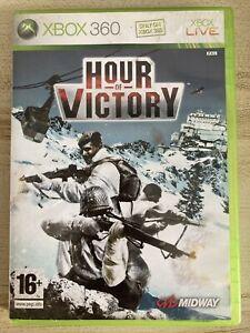 Hour of Victory (Microsoft Xbox 360, 2007) - European Version