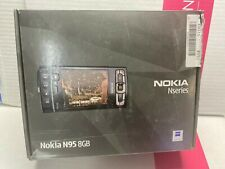 Nokia N95 8Gb Celular Old Stock Exclusivo Coleccionistas Celular Gsm Célula