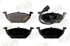 KRAFT (6000385) Bremsbeläge, Bremsklötze vorne für AUDI SEAT SKODA VW