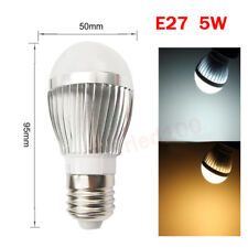 Dimmable LED CREE B22 E27 5/7W 10W 15W 240V Bayonet Edison Bulb Lamp Globe Light
