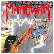 Hell of Steel,the/Best of... von Manowar | CD | Zustand akzeptabel