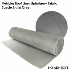 Suede Headliner Fabric Renovate Ageing or Renovate Aging / Recover Saggy Dirty