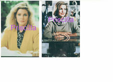 PRISCILLA PRESLEY TV DALLAS SHOW ELVIS PHOTO CANDID DZ2