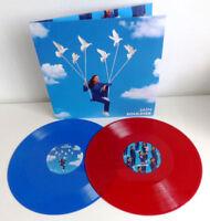 JAIN SOULDIER RARE 2018 RED AND BLUE VINYL 2 LP