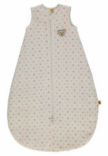 Steiff Baby Mädchen Schlafsack Jersey Flower Garden  110 cm rosa neu