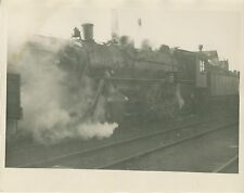 1957 Locomotive Photo Stuart Street Yards Hamilton Ontario Canada Canadian