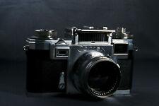 Contax IIIa + Sonnar 50mm F1.5