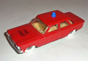 Lone Star Roadmasters 1479 Chevrolet Corvair Fire Chief Car VNM