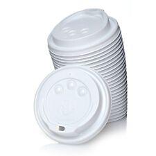 Coffee to go Deckel 0,3l für Pappbecher Ø90 mm, 300 ml - 400 ml, weiß 1000Stk