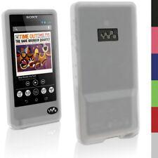 Chiaro Silicone Gel Custodia per Sony Walkman NWZ-ZX1 Morbida Case Cover Skin