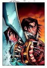 WORLD OF WARCRAFT BOOK 2  (Wildstorm 2009 Hardcover Graphic Novel)