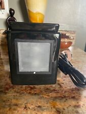 Scentsy Warmer Magnetic Panel Wax Black Plug In Candle New