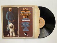 Rod McKuen - Greatest Hits! Vinyl Album Record LP EMI