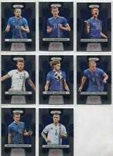 Panini Prizm World Cup 2018 Complete 8 Card Iceland Team Set