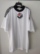 Vintage Adidas NWT Deadstock Mens Soccer Futbol Jersey White Sz XL