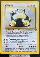 Carte Pokemon RONFLEX 11/64 HOLO Jungle Wizard FR