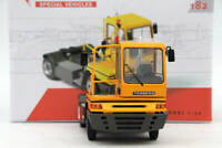1:50 Terberg Special YT182 Truck Unit Diecast Toys Car Models Yellow Collection