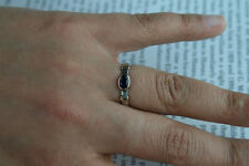 Vintage Sterling Silver Woman's Ring