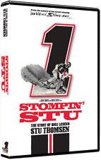 Stompin Stu DVD Old school bmx - the story of BMX legend Stu Thomsen documentary