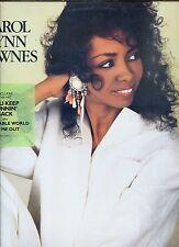 CAROL LYNN TOWNES try me out US 1988 NICE SOUL ALBUM NEAR MINT