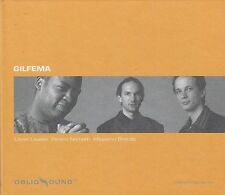 LIONEL LOUEKE / FERENC NEMETH / MASSIMO BIOLCATI - gilfema CD