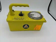Victoreen OCD CDV-715 Radiation Detector Survey Meter Model 1A Civil Defense