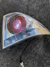 LEXUS IS200 IS300 2000/2004 DRIVER REAR LIGHT CLEAR CHROME EXCELLENT CONDITION